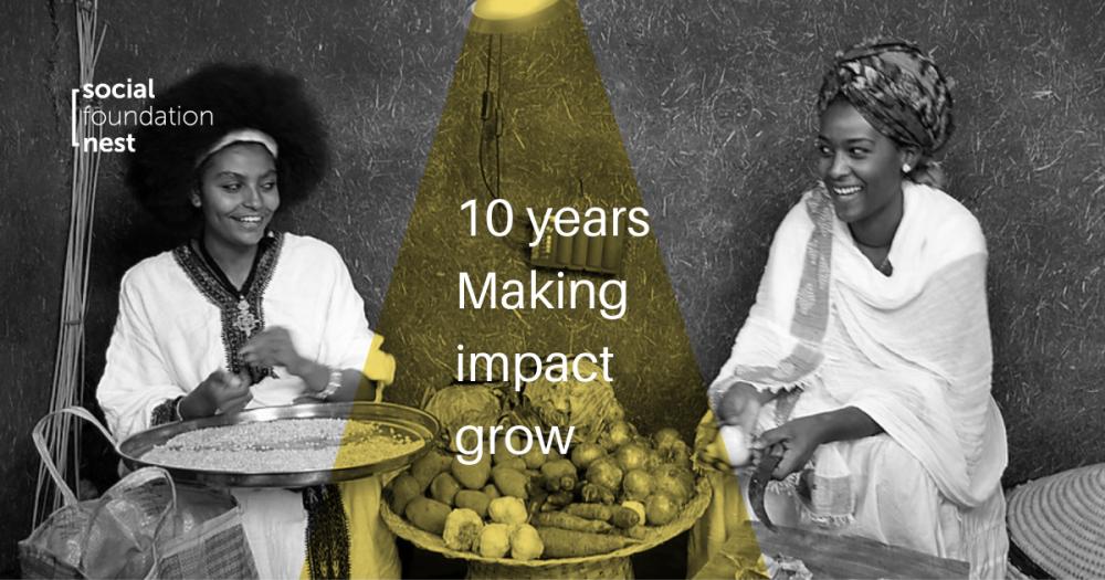 Raise X Impact Social Nest Foundation