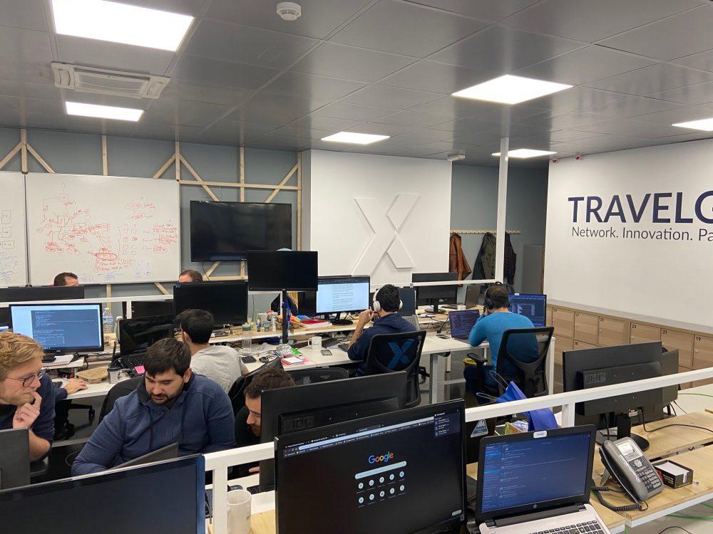 TravelgateX oficina