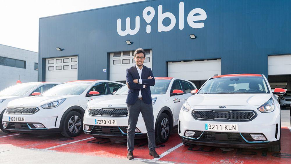 Carlos Blanco CEO Wible