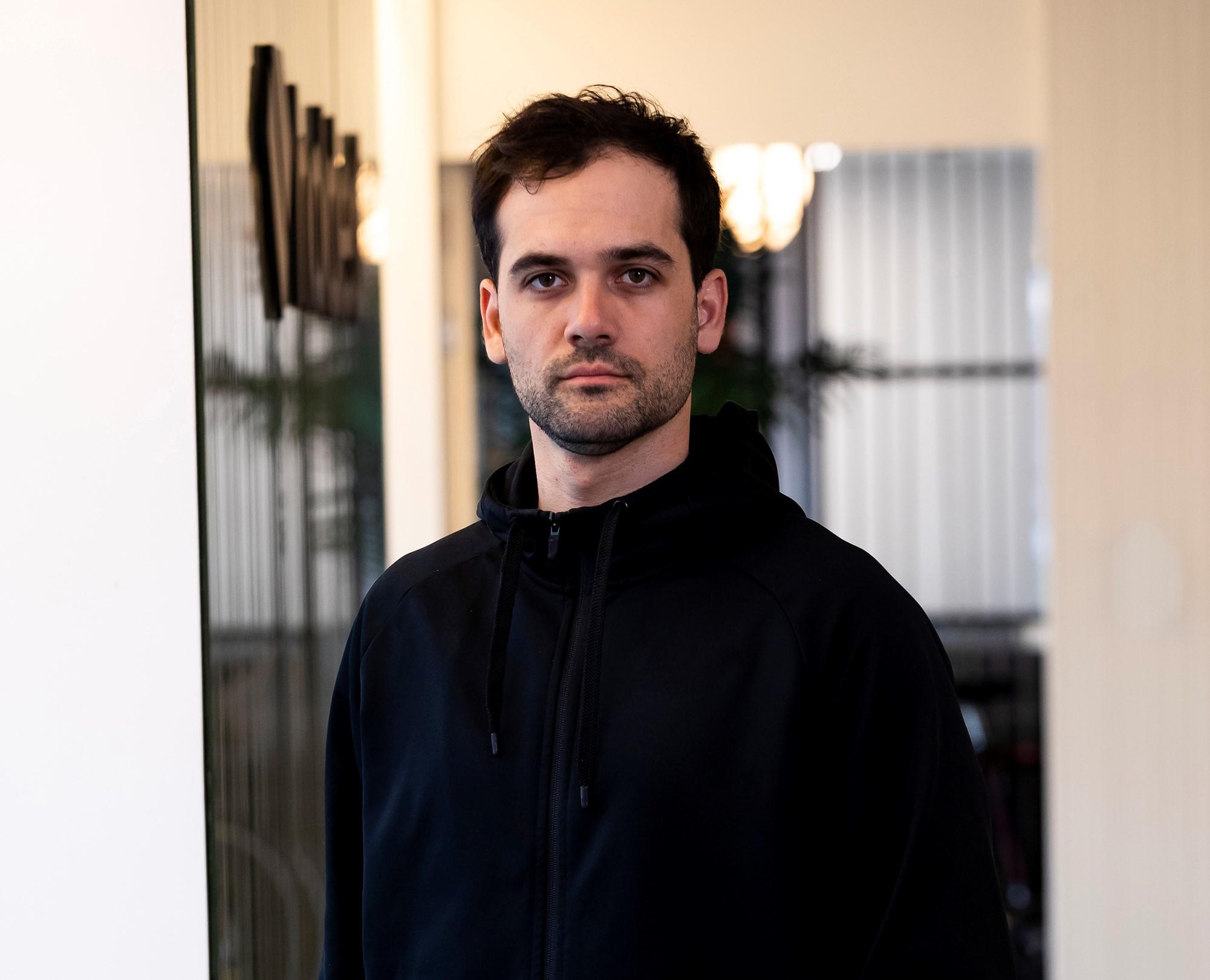 Bernat Ripoll, cofundador y co-CEO de Holded