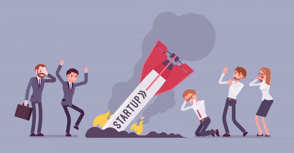 startup motivos fracaso