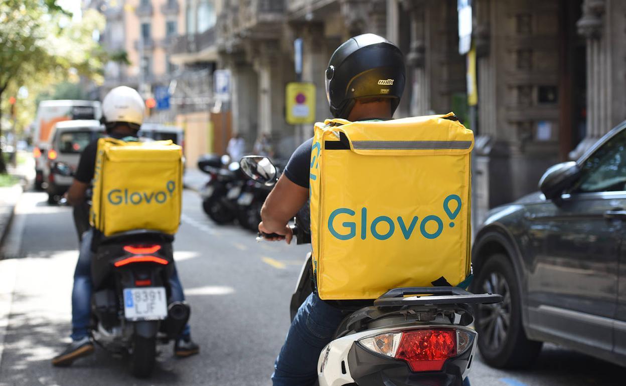 Glovo startups
