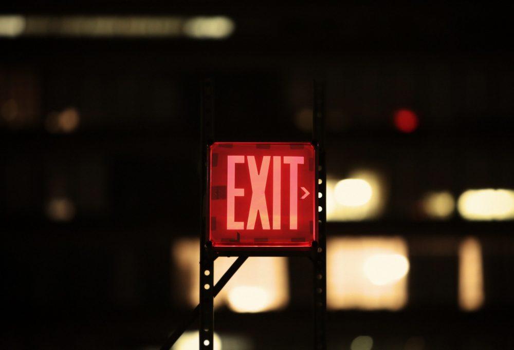 Exit startups españa