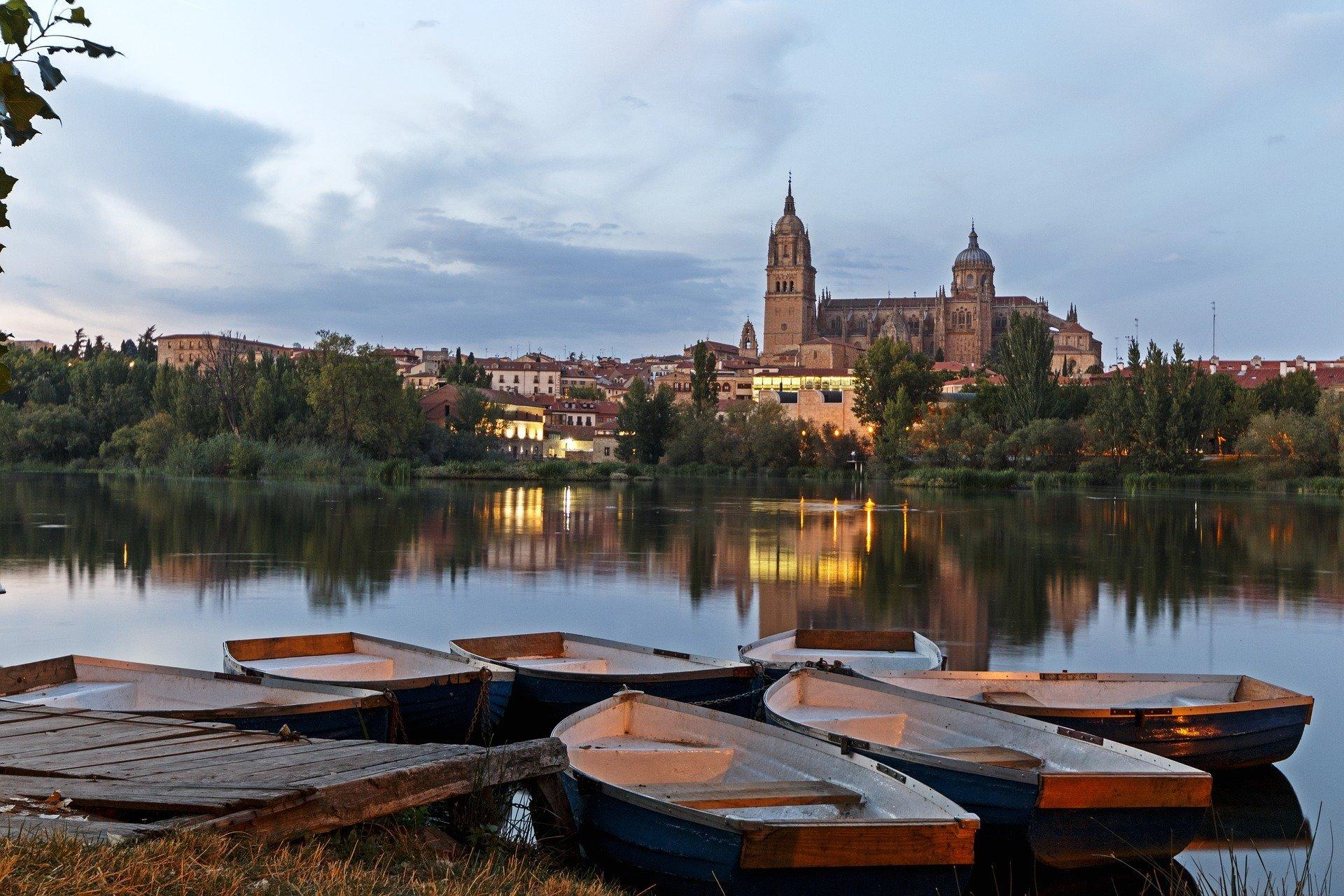 Salamanca startups
