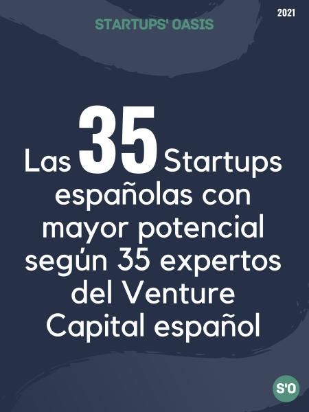 35 startups escogidas por 35 referentes del venture capital español (5)